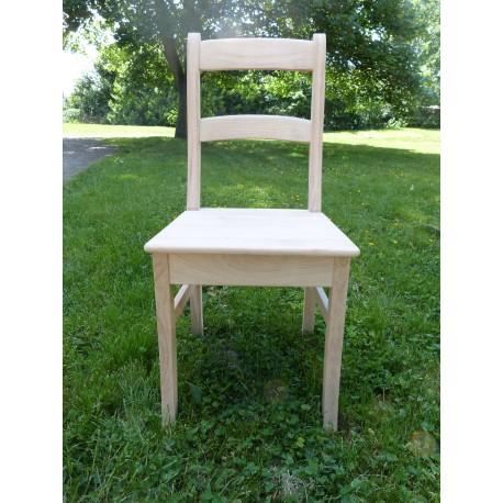 chaise herve chene splendeur du bois bruxelles. Black Bedroom Furniture Sets. Home Design Ideas