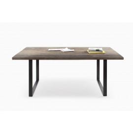Table mixte PIN plancher brut 180x100
