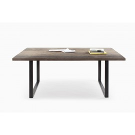Table mixte PIN plancher brut 180x100