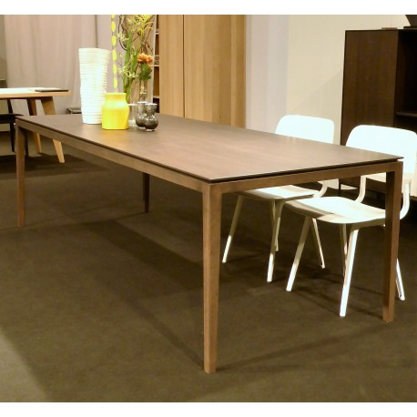 Table SCOTT 180x90 chêne