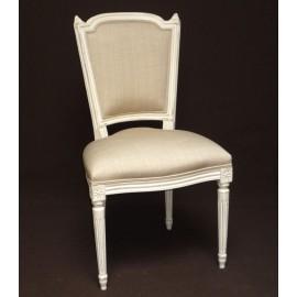 chaise louis xvi marie antoinette splendeur du bois bruxelles. Black Bedroom Furniture Sets. Home Design Ideas