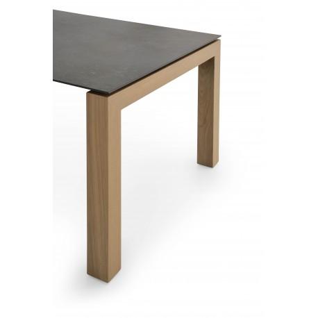 Table A Allonges Ceramique Chamon Plus A L Italienne Splendeur Du