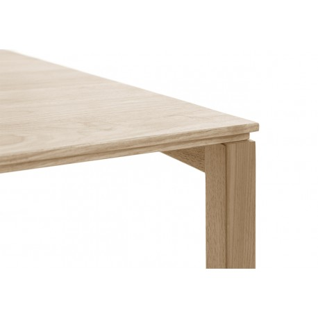 Table MISTRAL chêne 200x100