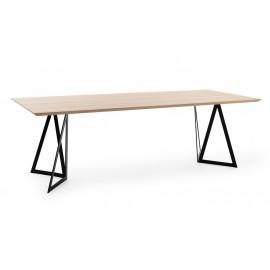 Table GRAPHIC chêne 180x90cm