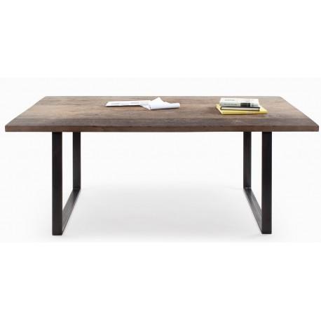 Table en vieux chêne