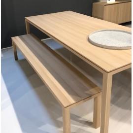 Table à manger FLYNT Chêne 180 x 90