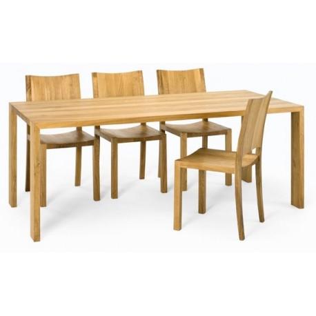 Table HELLAS chêne 200x90