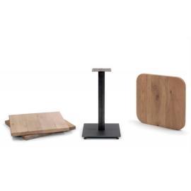 Pied aciet table bistrot