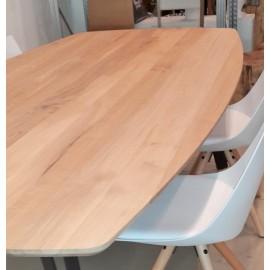 Composez votre table à manger RACLIN BEVELED.