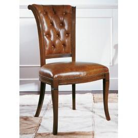 Chaise Directoire garnie