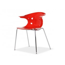 Chaise Design LOOP 4 legs de Claus Breinholt