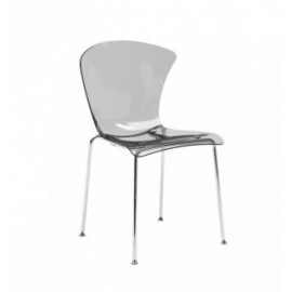 Chaise GLOSSY transparente